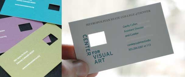 Center for Visual Art